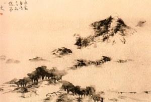 poignée de sable jetée au vent Montagnes2